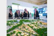 사우디, '사막 도시'에 세계 최대 공원 조성…여의도공원 58배