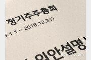 험난한 주총시즌…재계, 행동주의 펀드 '먹튀' 우려