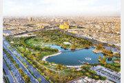 사우디, 사막에 세계최대 공원 조성