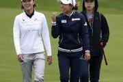 부상 털어낸 최나연, LPGA투어 복귀전 첫날 7언더파 공동 2위
