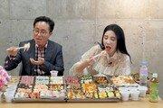 앉은 자리서 꾸역꾸역 초밥 5인분 먹고…위 CT 사진보니 [의학전문기자 먹방 도전기]