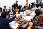 스텝 꼬인 최저임금 개편안 심의…국회 진통에 공익위원 사퇴
