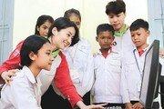 베트남-캄보디아 등 취항지 방문해 교육 봉사