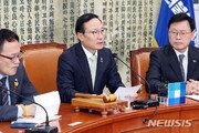 민주 '김학의 게이트' vs 한국 '드루킹도 특검' 충돌