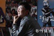 """윤인완 작가 """"내 꿈은 한국형 마블… 영화화 고려해 웹툰 제작"""""""