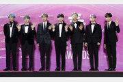 방탄소년단, 스포티파이 3위…한국가수 최고 기록