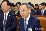 """'KT 청문회' 하청업체 참고인 외압 의혹에 황창규 """"관여 안해"""""""