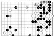 [바둑]프로 톱5 vs 한돌 특별대국… 상변을 깔끔하게