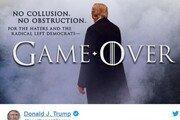 """美 HBO, 트럼프에 """"왕좌의 게임 이미지·문구 패러디 하지마"""""""