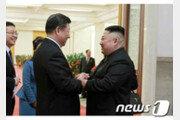 """김정은, 시진핑에 """"충심으로 되는 사의"""" 서한 보내"""