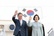 """文대통령 """"중앙亞 비핵화 선례서 영감…철도로 대륙 통해 만나자"""""""