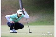 지은희, 한국인 최고령 LPGA 우승 도전