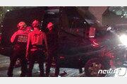 그룹 '머스트비' 올림픽대로서 교통사고…운전하던 매니저 사망