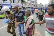 스리랑카 교회-호텔 등 8곳서 폭탄테러 발생…200명 이상 사망