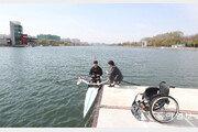 """[이진구 논설위원의 對話]""""오토바이 타다 다쳤냐 묻기도 해요… 그렇게 잊혀지는 거겠죠"""""""