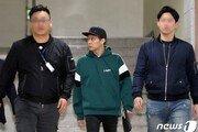'마약투약 혐의' 박유천 22일 오전 3차 소환조사