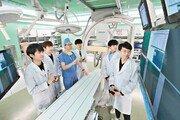 """[이진한 의학전문기자의 메디컬 현장]4차산업-AI 접목 '스마트 수술방'으로 """"서울 넘어 세계 병원과 경쟁"""""""
