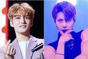 김재중·태민 '일본 예능' 접수