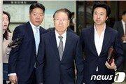 '집사' 김백준, MB재판 또 불출석…법원 '구인영장' 발부