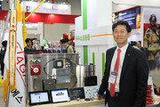 IoT형 가스자동화소화장치, 제11회 소방산업대상 대통령 표창
