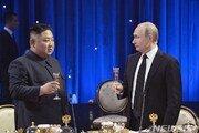 김정은·푸틴, 철도·가스 등 경협 논의…대북제재 돌파구 되나