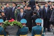 [속보]김정은, 러시아 2박3일 방문 일정 마무리…평양行