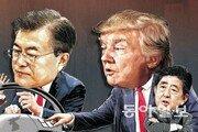 北러·中러·美日 연쇄 정상회담…한국은 '샌드위치 신세'?