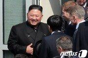 김정은 방러 마지막 메뉴는 '곰·노루·멧돼지 요리'