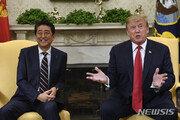 """트럼프 """"내달 일본 방문시 스모 관전할 것""""…직접 공개"""