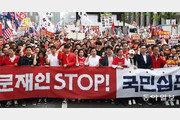 [여의도 25시/유근형]자유한국당의 장외투쟁… 여야의 손익 계산은