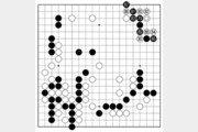 [바둑]프로 톱5 vs 한돌 특별대국… 공세 전환