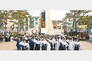 학생들 휴교, 상인들은 철시… 섬 곳곳서 함성-봉화 피어올라