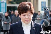 [속보] 강은희 대구교육감 항소심서 '벌금 80만원'…당선무효형 면해