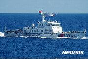 중국 해경선, 32일 연속 분쟁 센카쿠 열도 해역에 진입