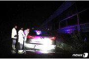 만취 곡예 운전자…택시기사 신고로 40 km 추격해 검거