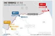 軍, 'DMZ 평화의길' 철원구간 내달 1일 개방…분단후 GP 민간개방 처음