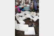 노량진 수산시장, 6차 강제집행 충돌…상인 1명 체포