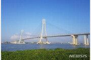 GS건설, 2400억대 베트남 밤콩교량 개통