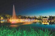 우리나라 최초 인공정원… 연꽃의 빛 발하다!