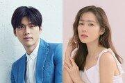 열애설 현빈·손예진, '사랑의 불시착'에서 다시 만난다