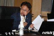 경찰 '성추행 혐의' 김정우 의원 '기소의견' 檢 송치