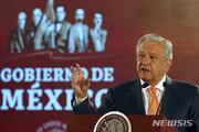 멕시코 환경장관,  출장중 항공기 출발 지연시켜 사임