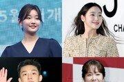 박소담·유아인·김고은·한지민까지…韓배우들, '기생충' 황금종려상 축하 러시