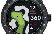 TAG HEUER 손목 위의 캐디 커넥티드 모듈러 45, 트렌디한 스타일도 뽐내