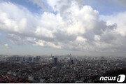 [날씨]31일 전국 흐리고 남부지방 비…미세먼지 보통