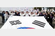 일제 상징 '어대전기념비' 무너뜨리고… 3차 시위때 30여명 순국