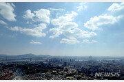 [날씨]일요일 전국 맑고 일교차 15도 이상…제주도 오전 비