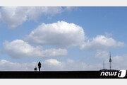 [날씨] 비 그쳐 쾌적한 토요일…전국 가끔 구름, 낮 최고 20~29도