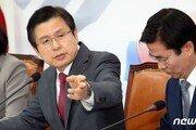 한국당, 내년 공천서 '친박' 배제 움직임…내부 갈등 시작되나