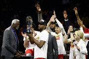토론토 창단 이후 첫 NBA 정상 등극